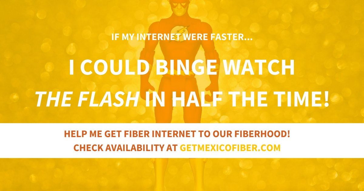 Help me get fiber Internet to my fiberhood